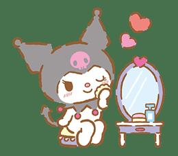 We Love Kuromi sticker #257252