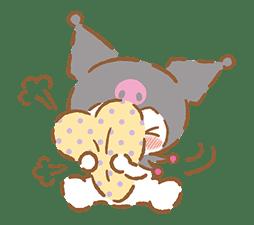 We Love Kuromi sticker #257254