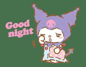 We Love Kuromi sticker #257256
