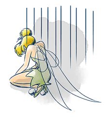 Tinker Bell sticker #476146