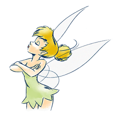 Tinker Bell sticker #476163