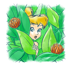 Tinker Bell sticker #476164