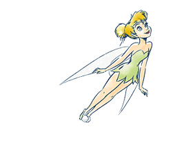 Tinker Bell sticker #476166