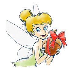 Tinker Bell sticker #476169