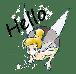 Tinker Bell sticker #476170