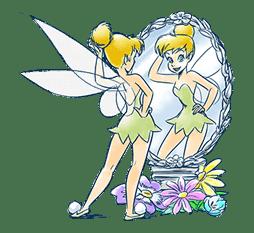 Tinker Bell sticker #476172