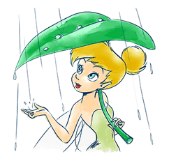 Tinker Bell sticker #476174
