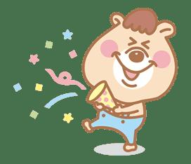 KUMATAN 3 sticker #525243