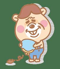 KUMATAN 3 sticker #525245