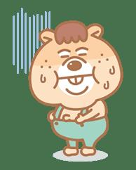 KUMATAN 3 sticker #525246