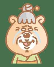 KUMATAN 3 sticker #525249