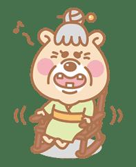KUMATAN 3 sticker #525267