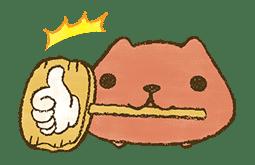 KAPIBARA-SAN & Friends 2 sticker #526114