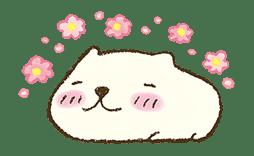 KAPIBARA-SAN & Friends 2 sticker #526115