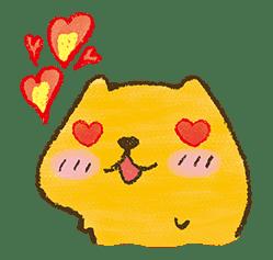 KAPIBARA-SAN & Friends 2 sticker #526116