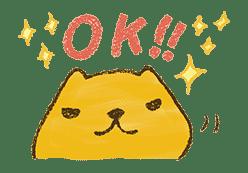 KAPIBARA-SAN & Friends 2 sticker #526118