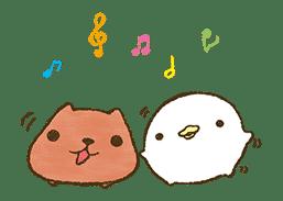 KAPIBARA-SAN & Friends 2 sticker #526124