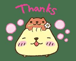 KAPIBARA-SAN & Friends 2 sticker #526125