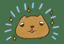 KAPIBARA-SAN & Friends 2 sticker #526127