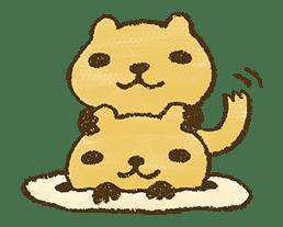 KAPIBARA-SAN & Friends 2 sticker #526130
