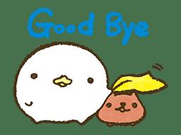 KAPIBARA-SAN & Friends 2 sticker #526131