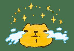 KAPIBARA-SAN & Friends 2 sticker #526132