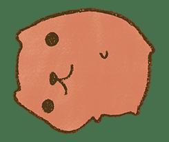 KAPIBARA-SAN & Friends 2 sticker #526143