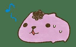 KAPIBARA-SAN & Friends 2 sticker #526148