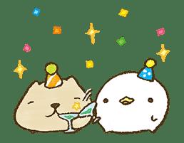 KAPIBARA-SAN & Friends 2 sticker #526149