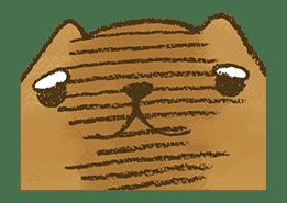 KAPIBARA-SAN & Friends 2 sticker #526153