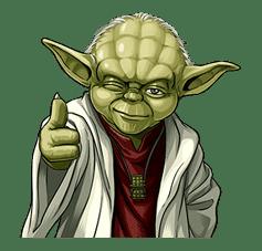 Star Wars: Yoda Collection sticker #639882