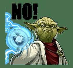 Star Wars: Yoda Collection sticker #639884