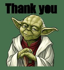 Star Wars: Yoda Collection sticker #639885