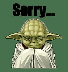 Star Wars: Yoda Collection sticker #639888