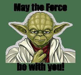 Star Wars: Yoda Collection sticker #639890