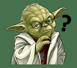 Star Wars: Yoda Collection sticker #639891