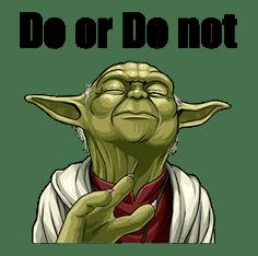 Star Wars: Yoda Collection sticker #639893
