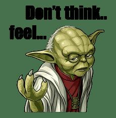Star Wars: Yoda Collection sticker #639896