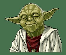 Star Wars: Yoda Collection sticker #639897