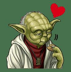 Star Wars: Yoda Collection sticker #639899