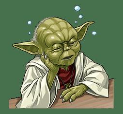 Star Wars: Yoda Collection sticker #639900