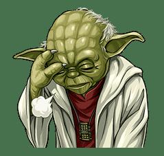 Star Wars: Yoda Collection sticker #639901