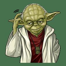 Star Wars: Yoda Collection sticker #639902