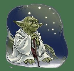 Star Wars: Yoda Collection sticker #639903