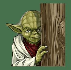 Star Wars: Yoda Collection sticker #639904