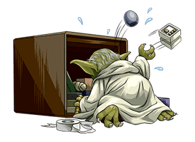 Star Wars: Yoda Collection sticker #639906