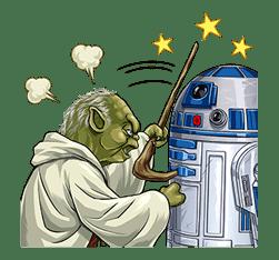 Star Wars: Yoda Collection sticker #639907