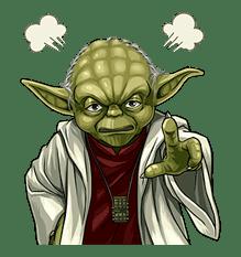 Star Wars: Yoda Collection sticker #639908