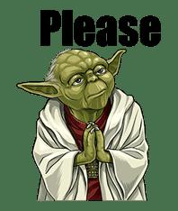 Star Wars: Yoda Collection sticker #639915