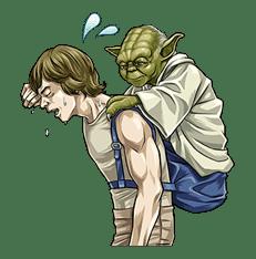 Star Wars: Yoda Collection sticker #639916